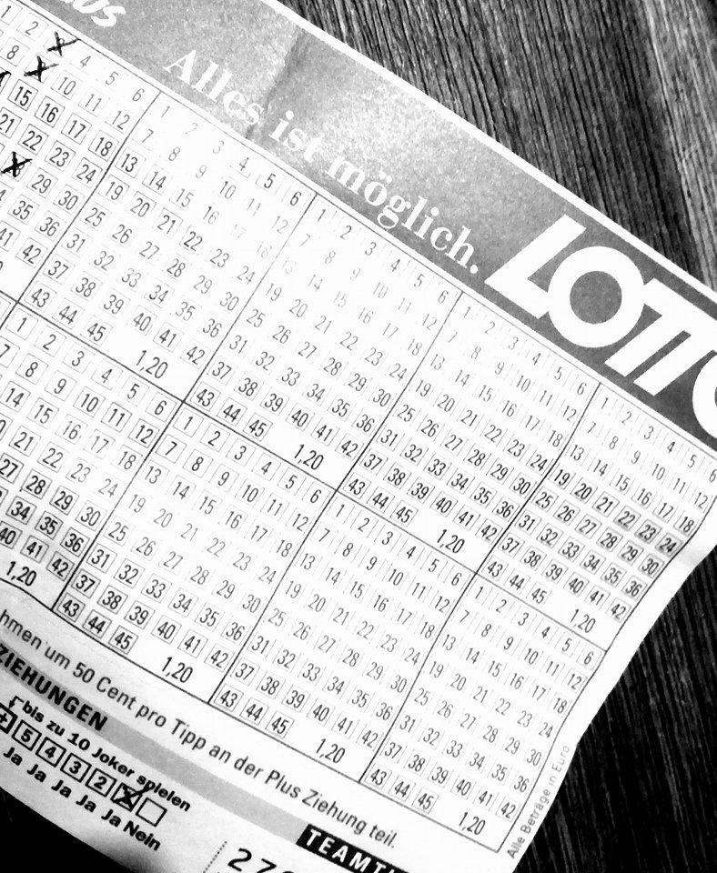 Lottozahlen Sonntag